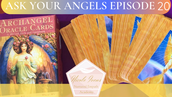 Ask Your Angels EP20