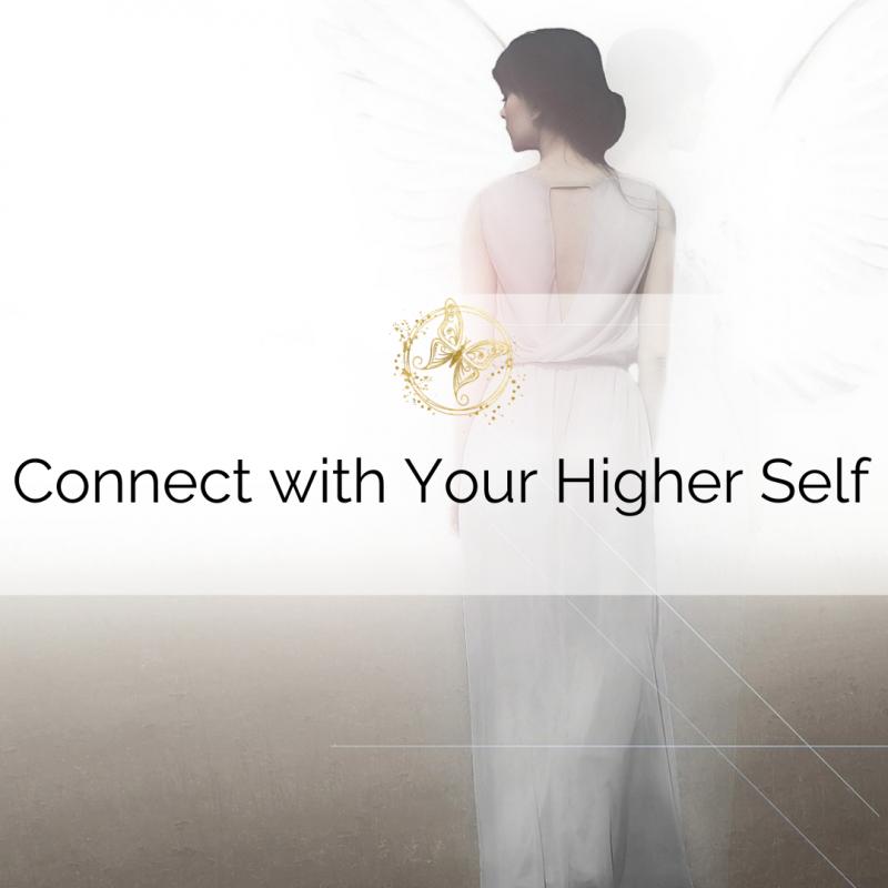 Higher self meditation